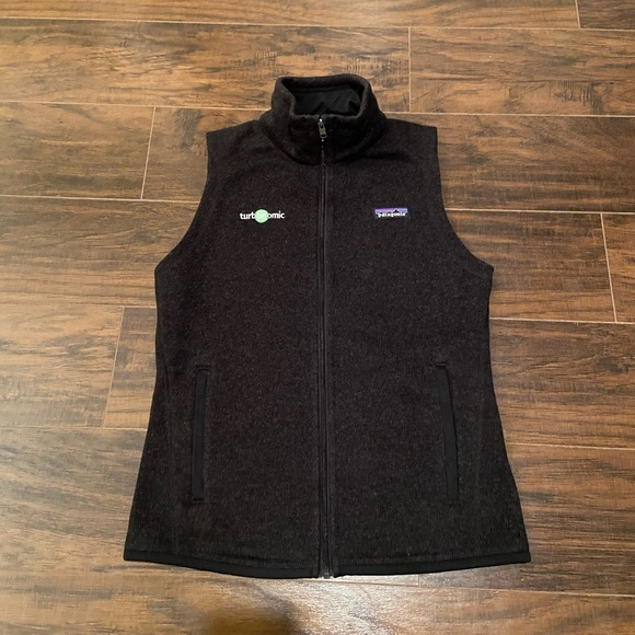 Patagonia Jackets & Blazers - Patagonia women's vest in black sz Xs